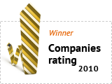 Winner Companies Rating 2010