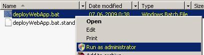Запуск *.bat файла